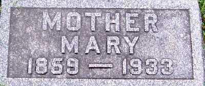 HEFFERNAN, MARY - Sioux County, Iowa | MARY HEFFERNAN