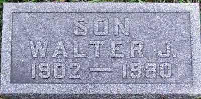 HEFFERNAN, WALTER J. - Sioux County, Iowa   WALTER J. HEFFERNAN