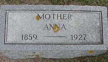 HEIDBRINK, ANNA - Sioux County, Iowa | ANNA HEIDBRINK