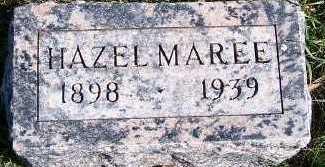 HEISIG, HAZEL MAREE - Sioux County, Iowa | HAZEL MAREE HEISIG