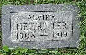 HEITRITTER, ALVIRA - Sioux County, Iowa | ALVIRA HEITRITTER