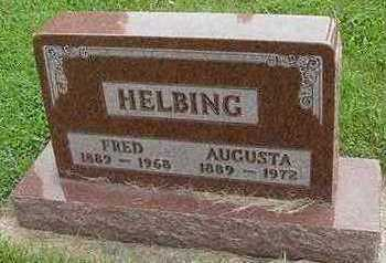 HELBING, FRED - Sioux County, Iowa | FRED HELBING
