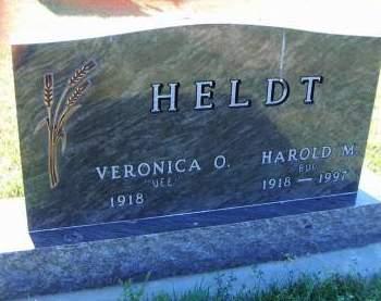 HELDT, HAROLD M. - Sioux County, Iowa | HAROLD M. HELDT