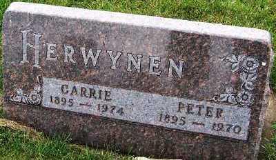 HERWYNEN, PETER - Sioux County, Iowa | PETER HERWYNEN