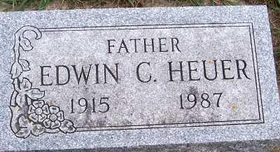 HEUER, EDWIN C. - Sioux County, Iowa | EDWIN C. HEUER
