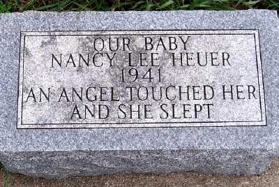 HEUER, NANCY LEE - Sioux County, Iowa | NANCY LEE HEUER