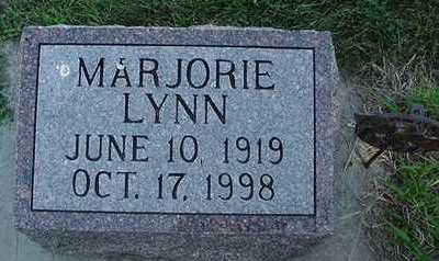 HEUSINKVELD, MARJORIE LYNN - Sioux County, Iowa | MARJORIE LYNN HEUSINKVELD