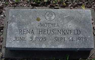 HEUSINKVELD, RENA - Sioux County, Iowa | RENA HEUSINKVELD
