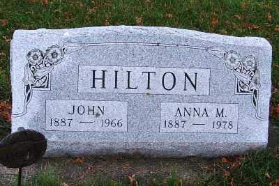 HILTON, JOHN - Sioux County, Iowa | JOHN HILTON