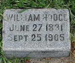 HODGE, WILLIAM - Sioux County, Iowa | WILLIAM HODGE