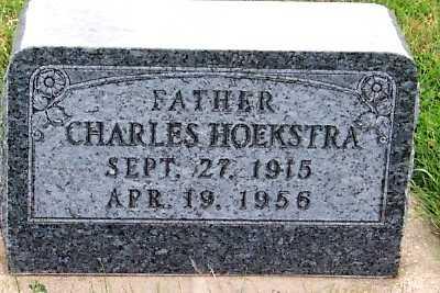 HOEKSTRA, CHARLES - Sioux County, Iowa | CHARLES HOEKSTRA