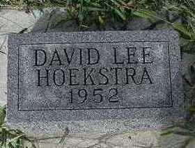 HOEKSTRA, DAVID LEE - Sioux County, Iowa | DAVID LEE HOEKSTRA