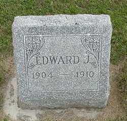 HOEVEN, EDWARD J. - Sioux County, Iowa | EDWARD J. HOEVEN
