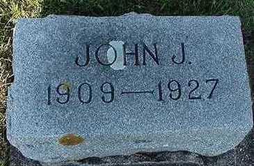 HOFLAND, JOHN J. - Sioux County, Iowa | JOHN J. HOFLAND