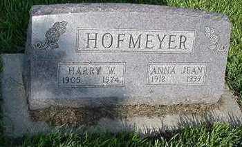 HOFMEYER, HARRY W. - Sioux County, Iowa | HARRY W. HOFMEYER