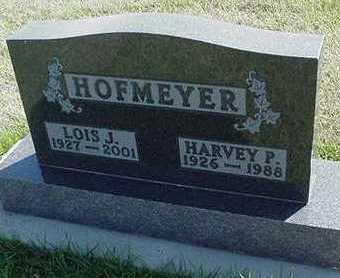 HOFMEYER, LOIS J. - Sioux County, Iowa   LOIS J. HOFMEYER