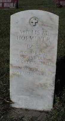 HOFMEYER, WILLIS M. - Sioux County, Iowa | WILLIS M. HOFMEYER