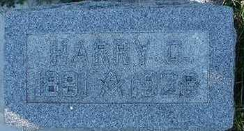 HOLLENBECK, HARRY C. - Sioux County, Iowa | HARRY C. HOLLENBECK