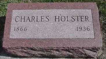 HOLSTER, CHARLES - Sioux County, Iowa | CHARLES HOLSTER