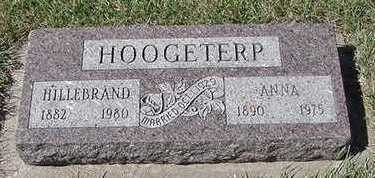 HOOGETERP, ANNA - Sioux County, Iowa | ANNA HOOGETERP