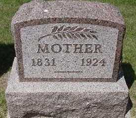 HOOIVELD, MOTHER - Sioux County, Iowa | MOTHER HOOIVELD