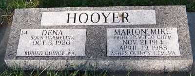 HOOYER, MARION (MIKE) - Sioux County, Iowa | MARION (MIKE) HOOYER