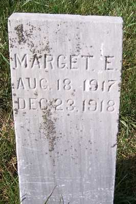 HORN, MARGET E. - Sioux County, Iowa | MARGET E. HORN