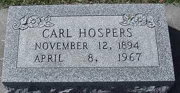 HOSPERS, CARL - Sioux County, Iowa | CARL HOSPERS