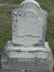 HOSPERS, HELENA MARIA (MRS. H.) - Sioux County, Iowa | HELENA MARIA (MRS. H.) HOSPERS