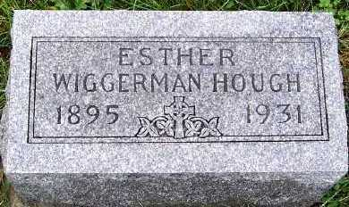 HOUGH, ESTHER - Sioux County, Iowa | ESTHER HOUGH