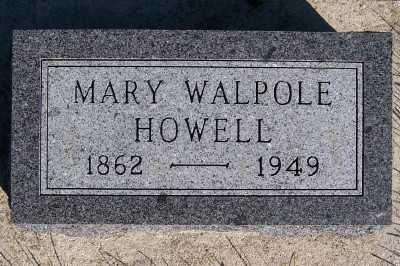 HOWELL, MARY - Sioux County, Iowa | MARY HOWELL