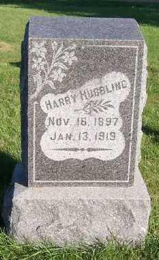 HUBBLING, HARRY - Sioux County, Iowa | HARRY HUBBLING