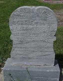 HUIBREGTSE, BOBBIE - Sioux County, Iowa | BOBBIE HUIBREGTSE