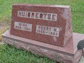 HUIBREGTSE, HENRY W. - Sioux County, Iowa | HENRY W. HUIBREGTSE