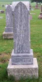 HUIBREGTSE, SARAH (MRS. JOHN) - Sioux County, Iowa | SARAH (MRS. JOHN) HUIBREGTSE
