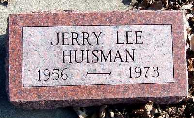 HUISMAN, JERRY LEE - Sioux County, Iowa | JERRY LEE HUISMAN