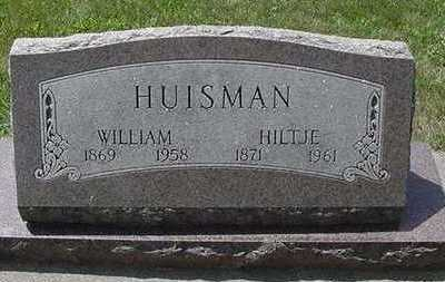HUISMAN, HILTJE - Sioux County, Iowa | HILTJE HUISMAN