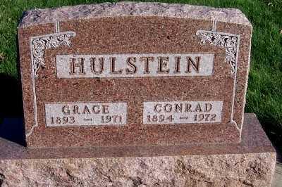 HULSTEIN, CONRAD - Sioux County, Iowa | CONRAD HULSTEIN