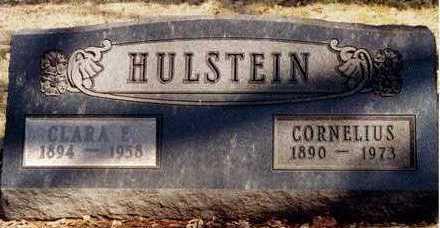 VERMEER HULSTEIN, KLASINA ELISABETHA - Sioux County, Iowa | KLASINA ELISABETHA VERMEER HULSTEIN