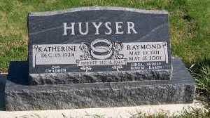 HUYSER, RAYMOND - Sioux County, Iowa | RAYMOND HUYSER