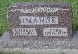 IMANSE, ANTHONY - Sioux County, Iowa | ANTHONY IMANSE