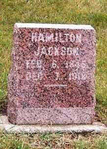 JACKSON, HAMILTON - Sioux County, Iowa | HAMILTON JACKSON