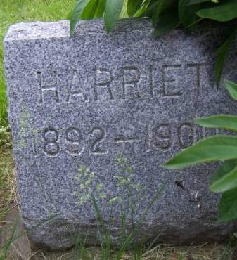 JACOBS, HARRIET - Sioux County, Iowa | HARRIET JACOBS