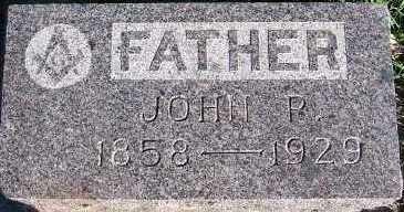 JACOBS, JOHN P. - Sioux County, Iowa | JOHN P. JACOBS