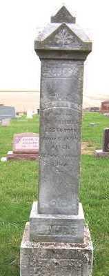 JAHDE, JOHANNA M. (MRS. L.) - Sioux County, Iowa | JOHANNA M. (MRS. L.) JAHDE