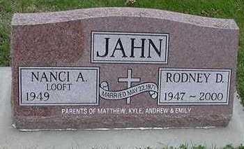 JAHN, NANCE A. - Sioux County, Iowa | NANCE A. JAHN
