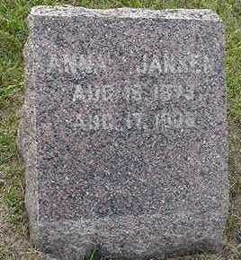 JANSEN, ANNA - Sioux County, Iowa | ANNA JANSEN