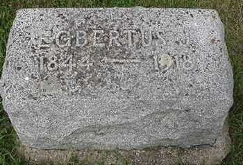 JANSEN, EGBERTUS J. - Sioux County, Iowa | EGBERTUS J. JANSEN