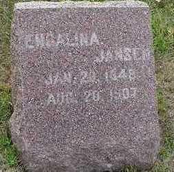 JANSEN, ENGALINA - Sioux County, Iowa | ENGALINA JANSEN