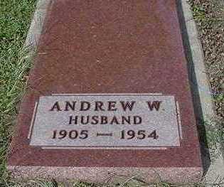JANSMA, ANDREW - Sioux County, Iowa   ANDREW JANSMA
